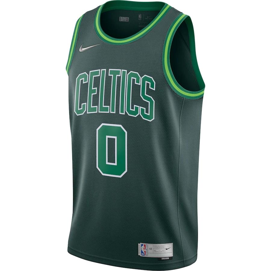 Regata Nike Boston Celtics Earned Edition 2020/21 Swingman