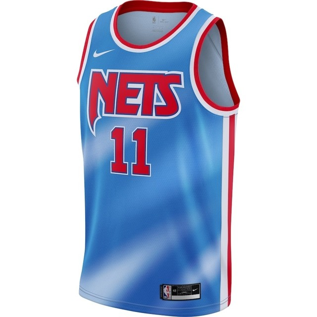 Regata Nike Brooklyn Nets Hardwood Classics 2020/21 Swingman