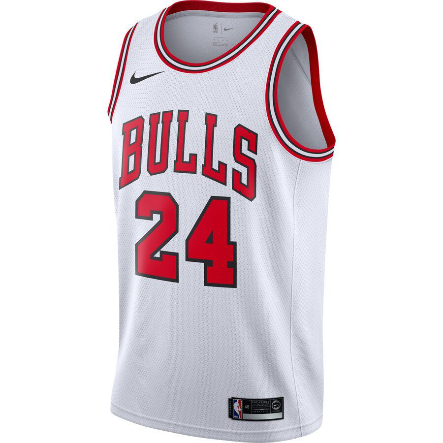 Regata Nike Chicago Bulls Association Edition 2019/20 Swingman