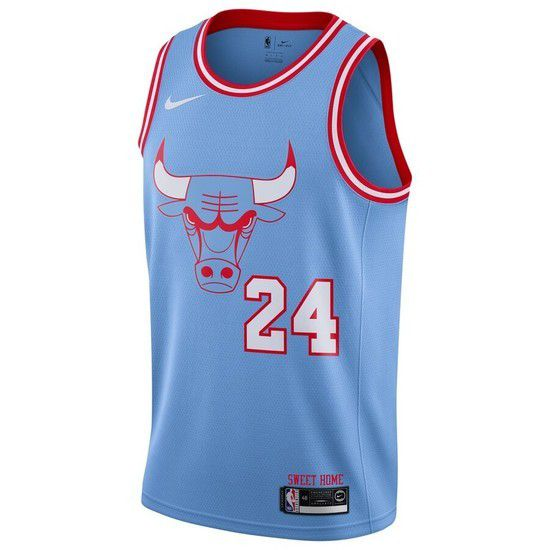 Regata Nike Chicago Bulls City Edition 2019/20 Swingman
