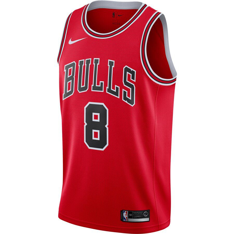 Regata Nike Chicago Bulls Icon Edition 2019/20 Swingman