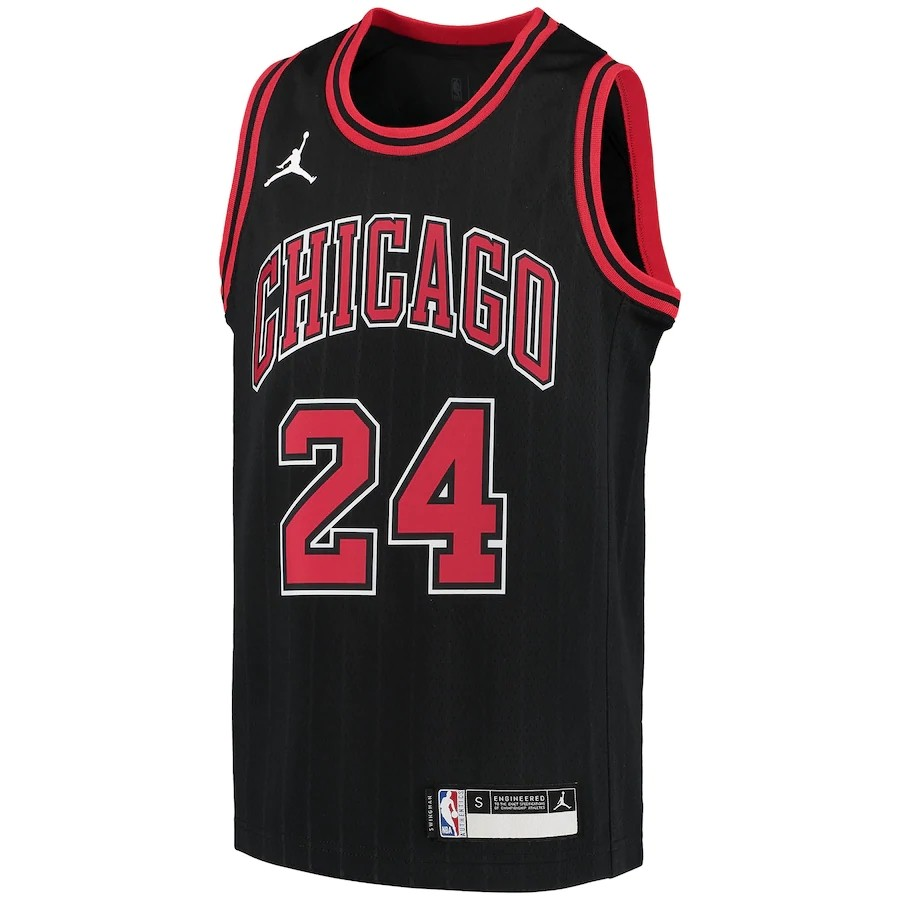 Regata Nike Chicago Bulls Statement Edition 2020/21 Swingman