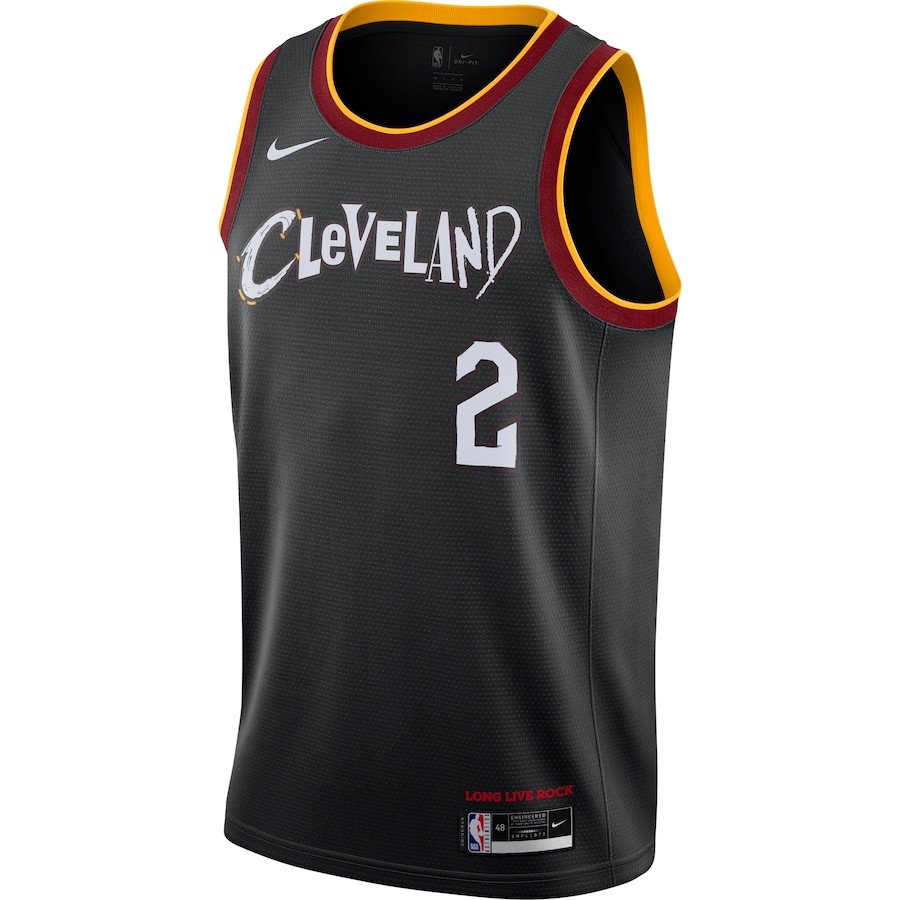 Regata Nike Cleveland Cavaliers City Edition 2020/21 Swingman