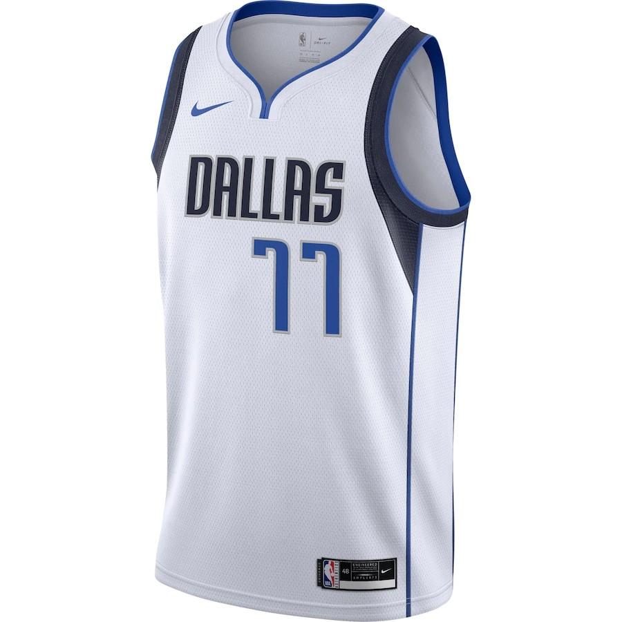 Regata Nike Dallas Mavericks Association Edition 2020/21 Swingman