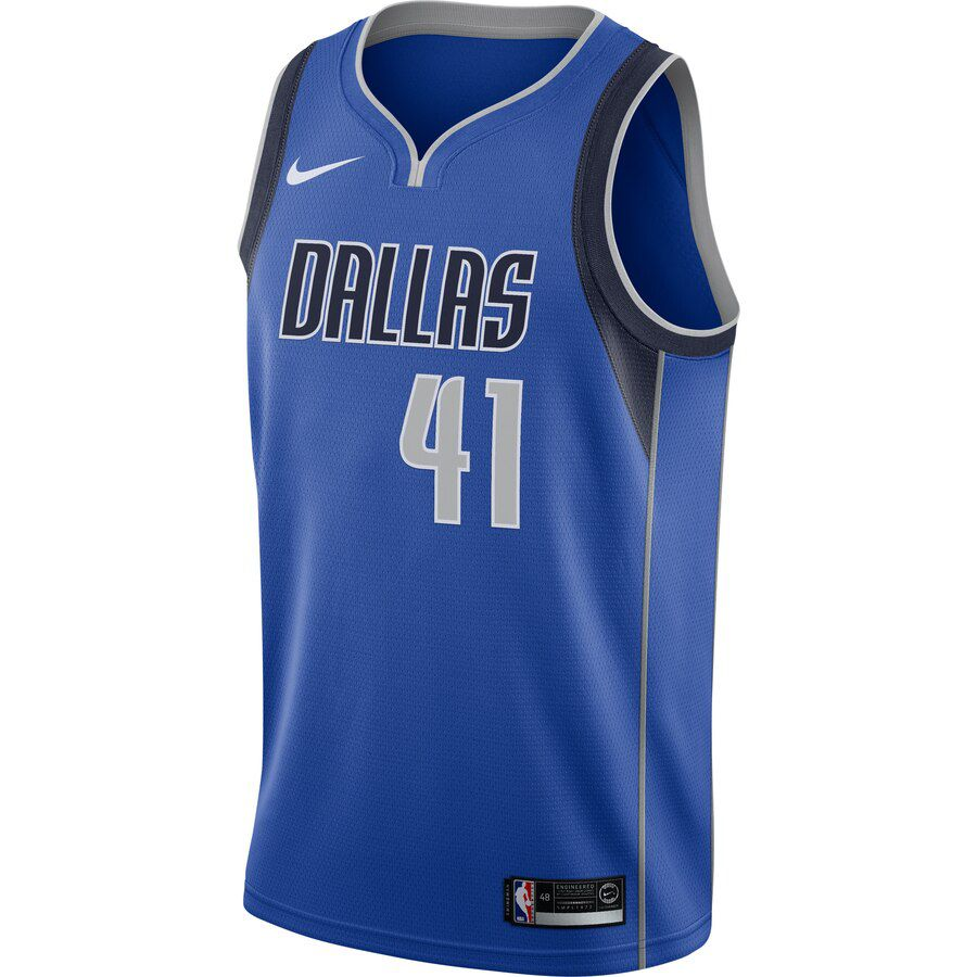 Regata Nike Dallas Mavericks Icon Edition 2019/20 Swingman
