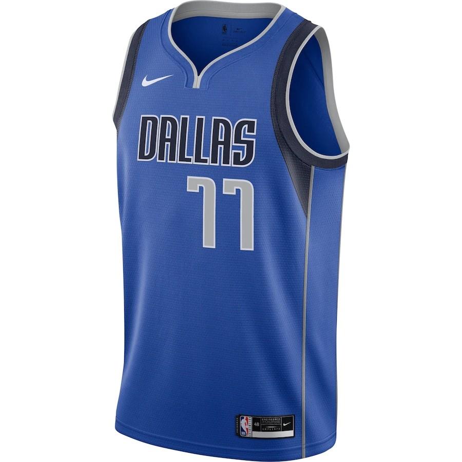 Regata Nike Dallas Mavericks Icon Edition 2020/21 Swingman