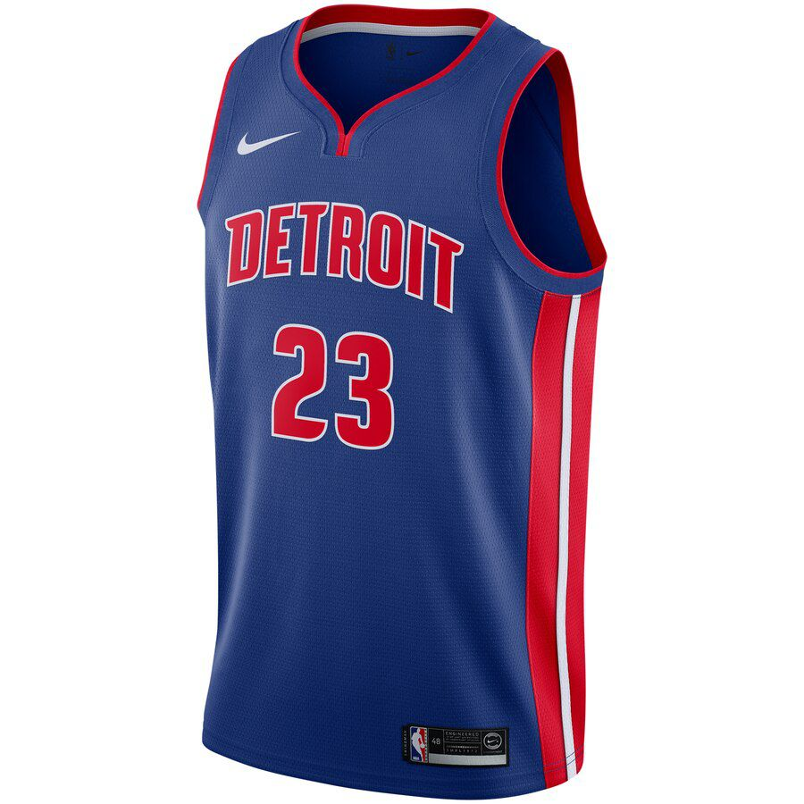 Regata Nike Detroit Pistons Icon Edition 2019/20 Swingman