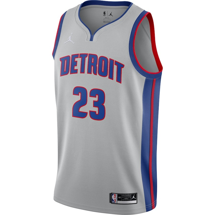 Regata Nike Detroit Pistons Statement Edition 2020/21 Swingman