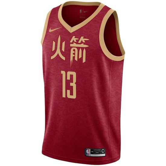 Regata Nike Houston Rockets City Edition 2018/19 Swingman