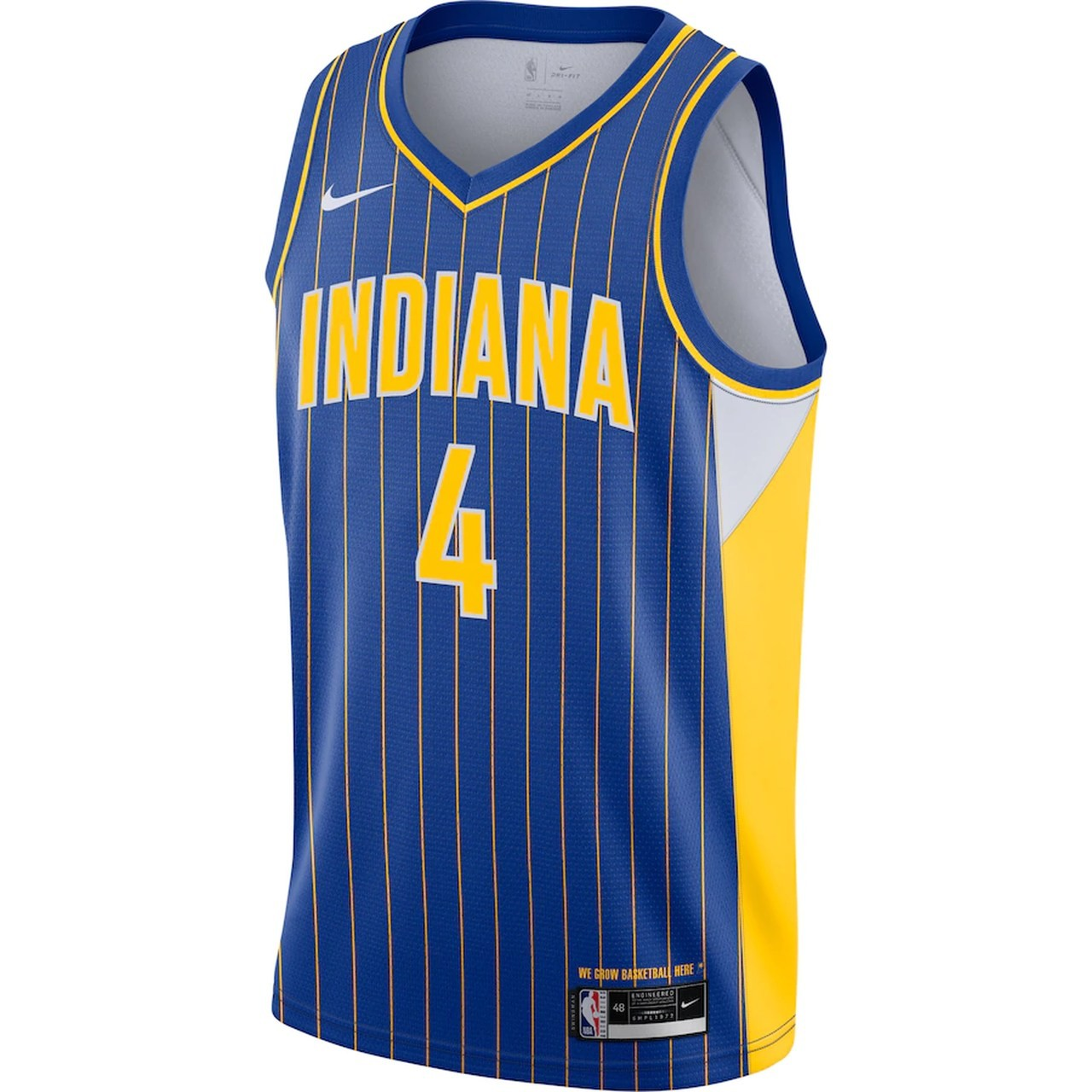 Regata Nike Indiana Pacers City Edition 2020/21 Swingman