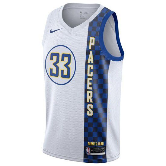 Regata Nike Indiana Pacers City Edition 2019/20 Swingman