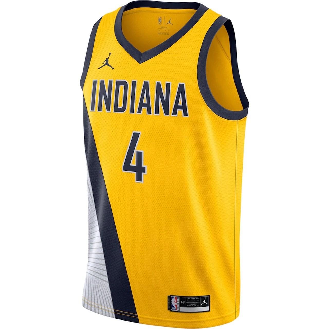 Regata Nike Indiana Pacers Statement Edition 2020/21 Swingman