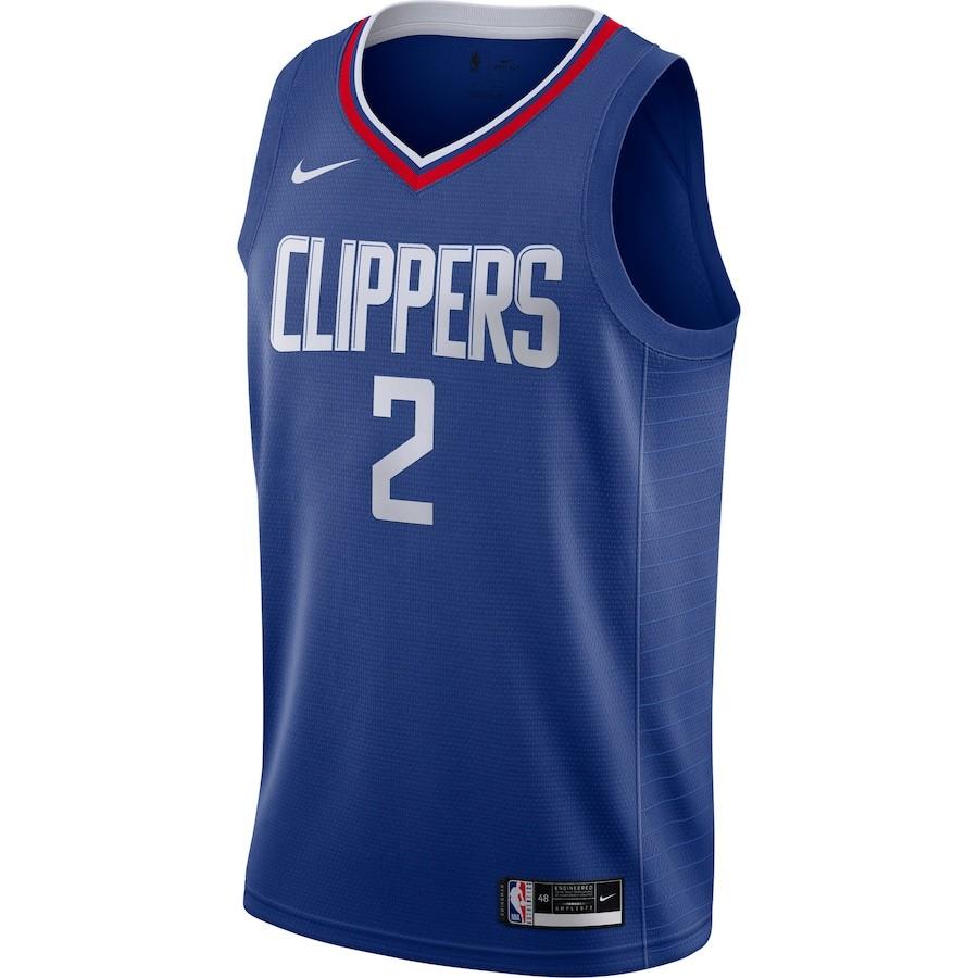 Regata Nike LA Clippers Icon Edition 2020/21 Swingman
