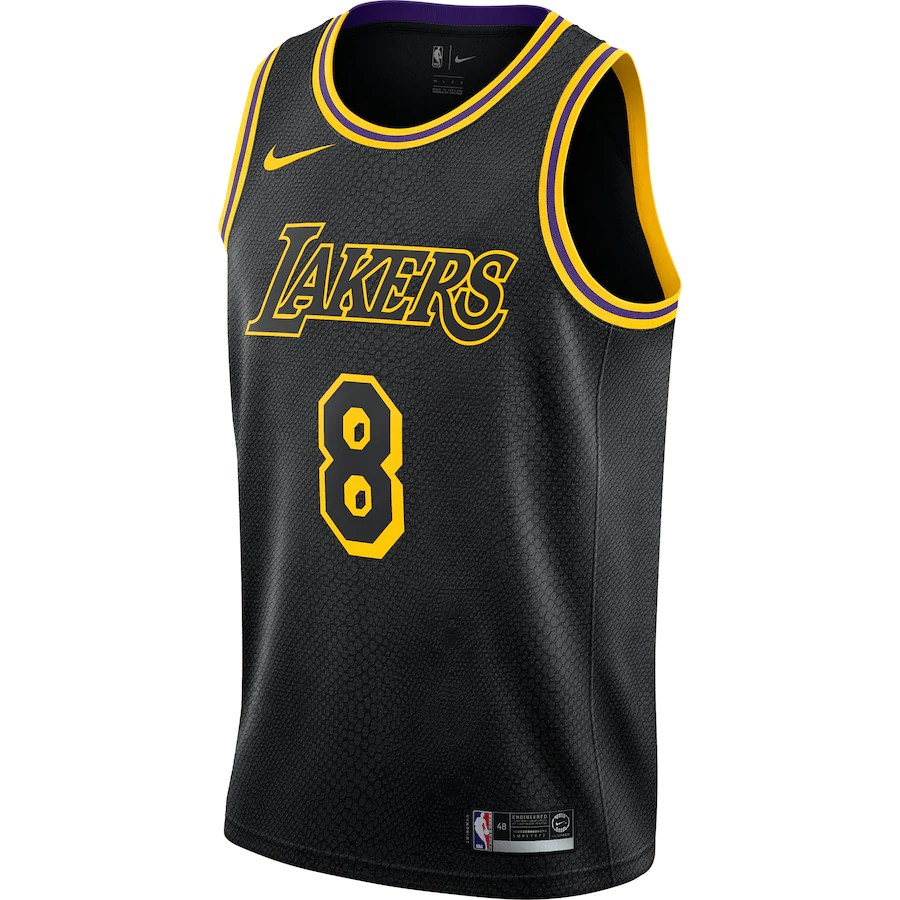 Regata Nike Los Angeles Lakers City Edition 2018