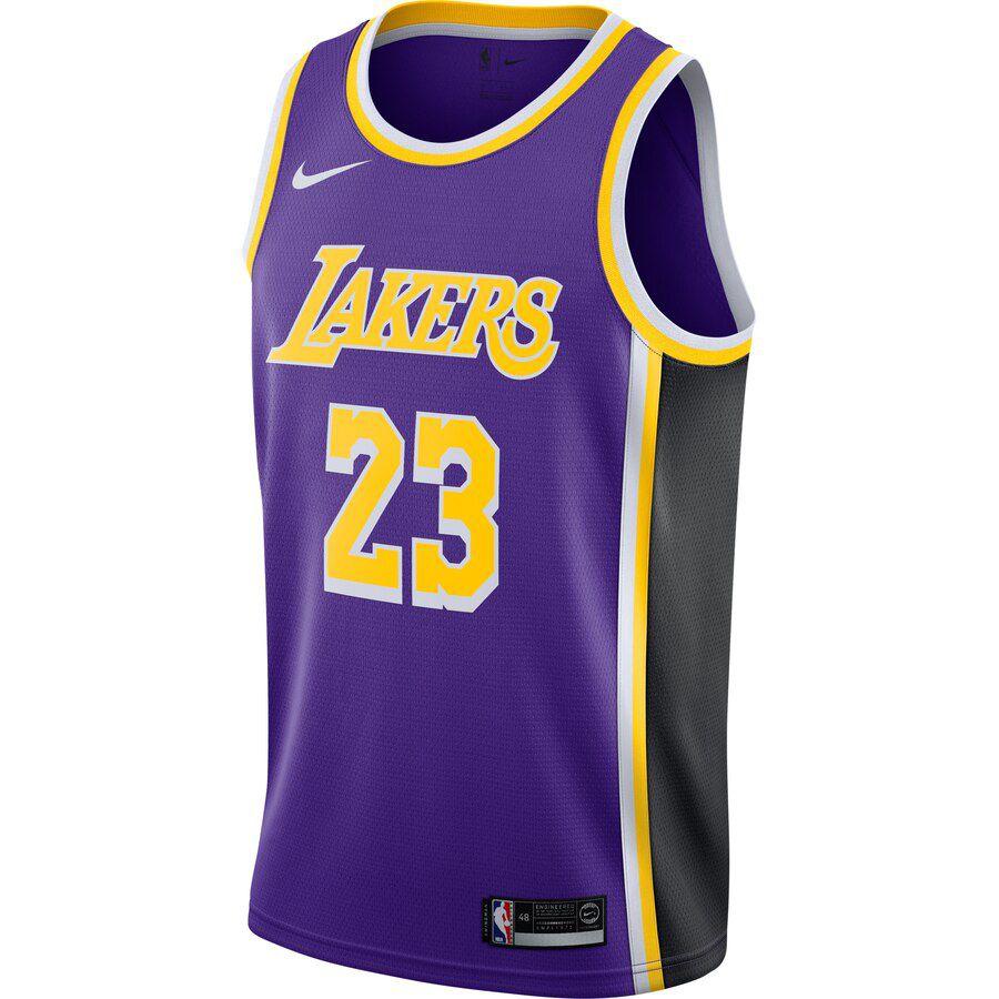Regata Nike Los Angeles Lakers Statment Edition 2019/20 Swingman