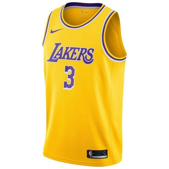 Regata Nike Los Angeles Lakers Icon Edition 2019/20 Swingman