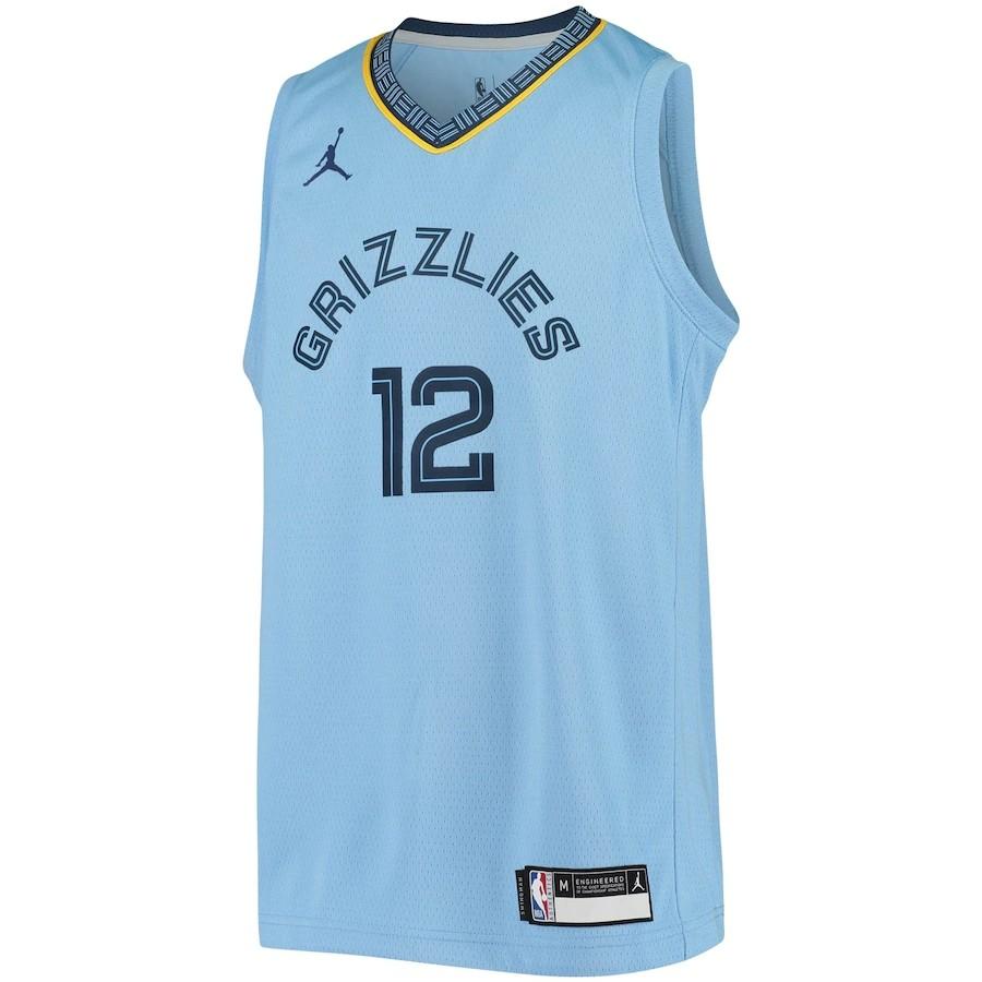 Regata Nike Memphis Grizzlies Statement Edition 2020/21 Swingman