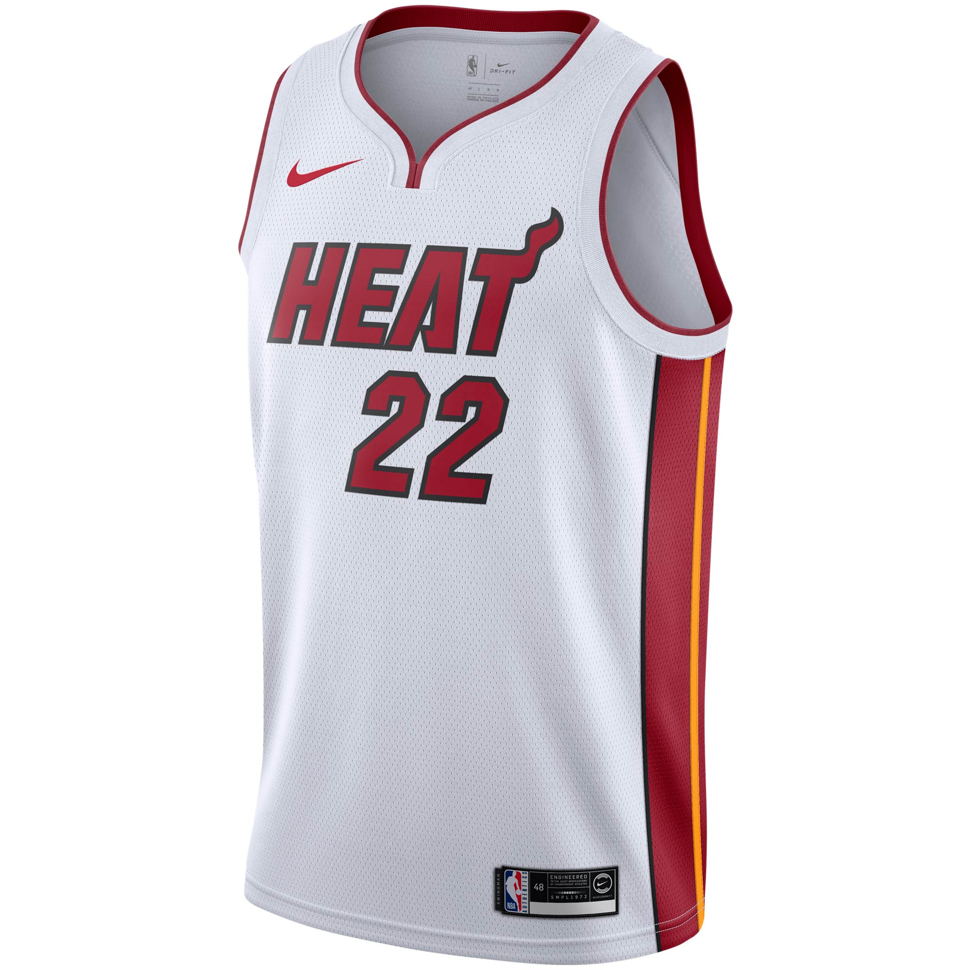 Regata Nike Miami Heat Association Edition 2020/21 Swingman