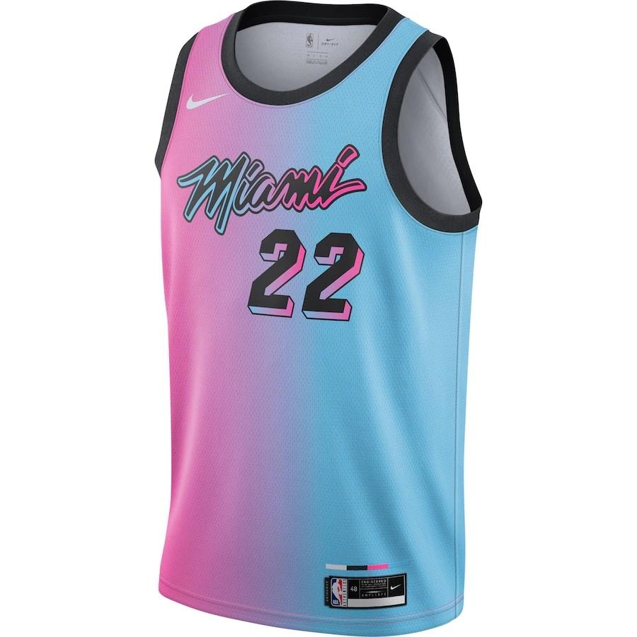 Regata Nike Miami Heat City Edition 2020/21 Swingman