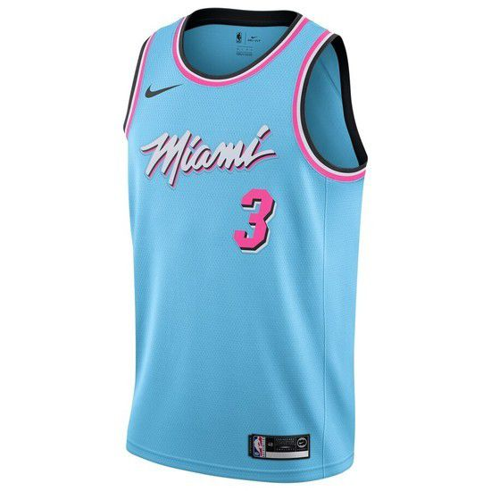 Regata Nike Miami Heat City Edition 2019/20 Swingman