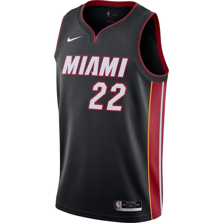 Regata Nike Miami Heat Icon Edition 2020/21 Swingman