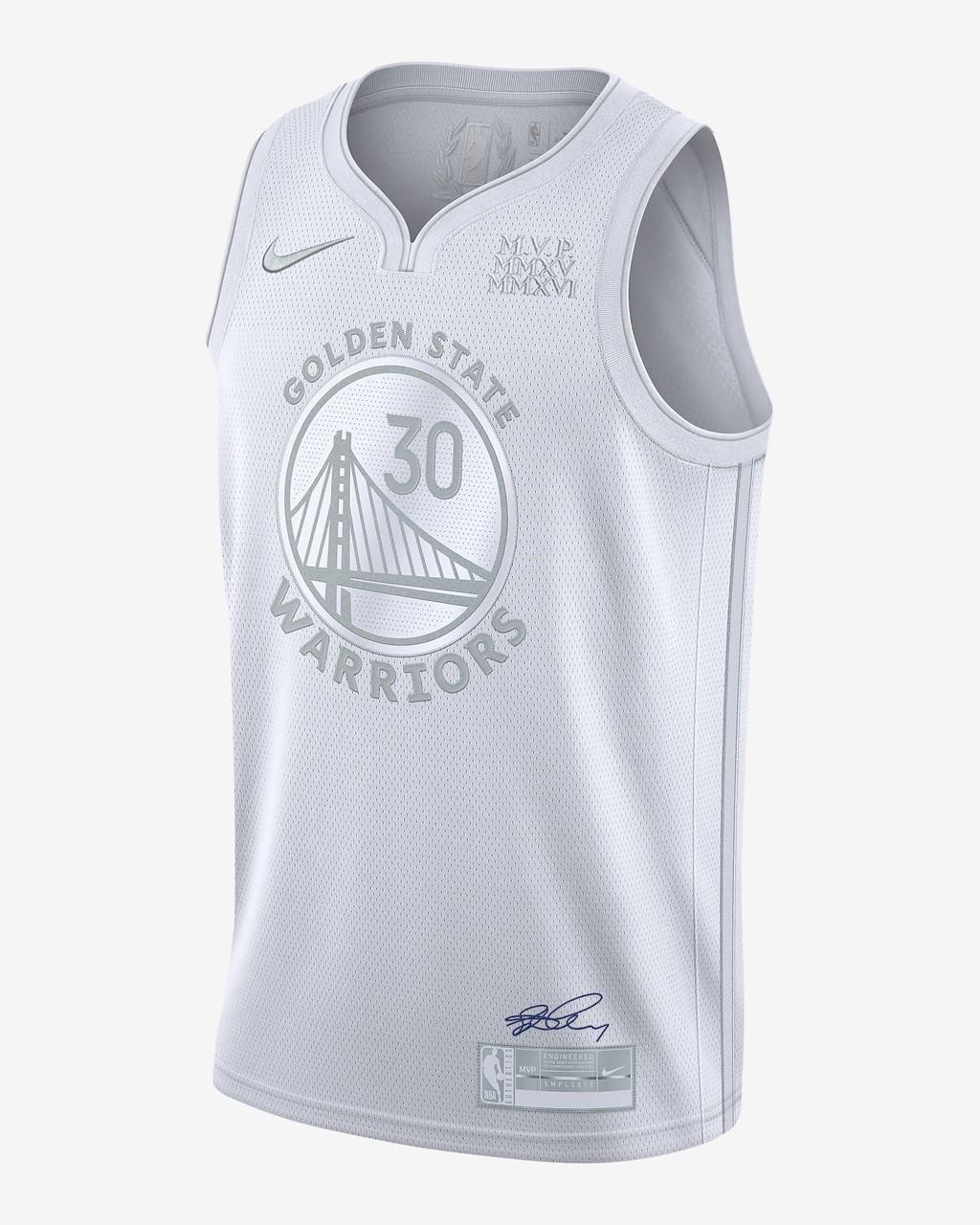 Regata Nike NBA Golden State Warriors Stephen Curry MVP - 2020