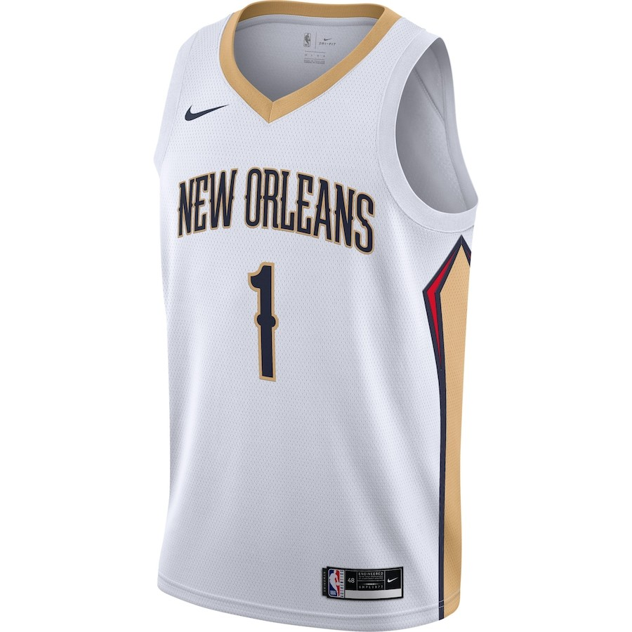 Regata Nike New Orleans Pelicans Association Edition 2020/21 Swingman