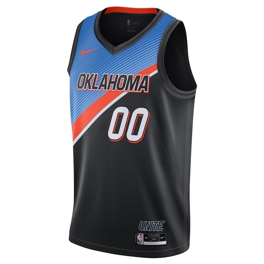 Regata Nike Oklahoma City Thunder City Edition 2020/21 Swingman