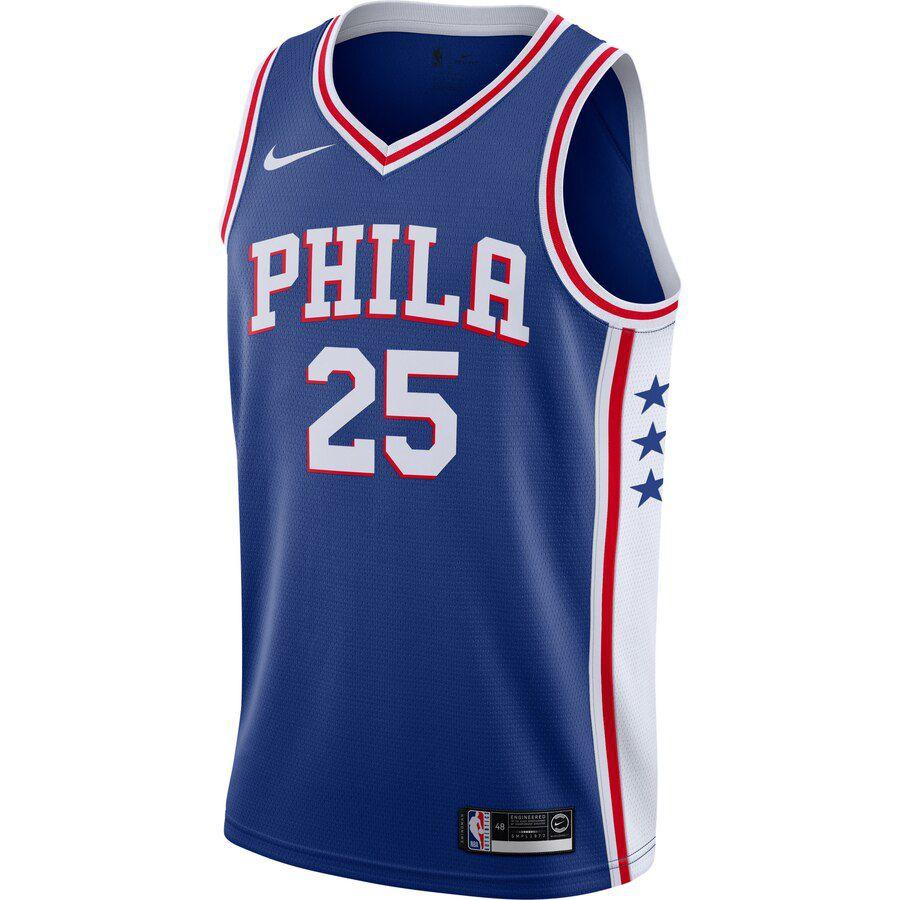 Regata Nike Philadelphia 76ers Icon Edition 2019/20 Swingman
