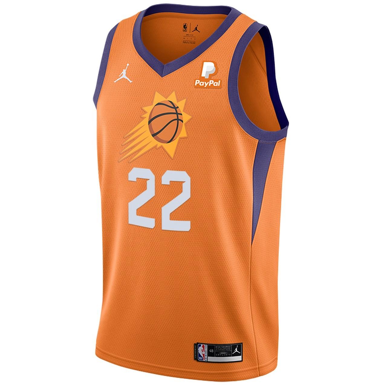 Regata Nike Phoenix Suns Statement Edition 2020/21 Swingman