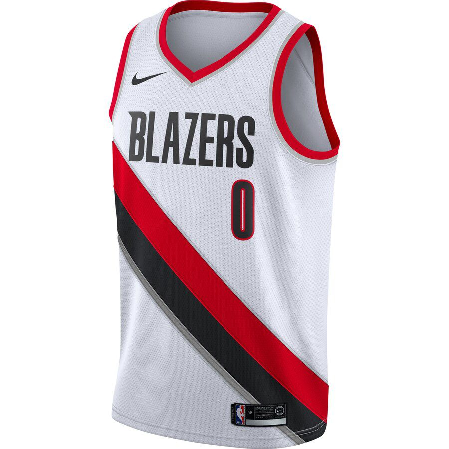 Regata Nike Portland Trail Blazers Icon Edition 2020 Swingman