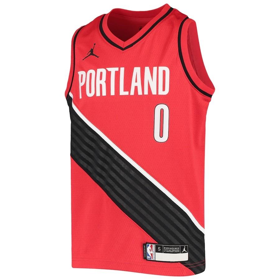 Regata Nike Portland Trail Blazers Statement Edition 2020/21 Swingman