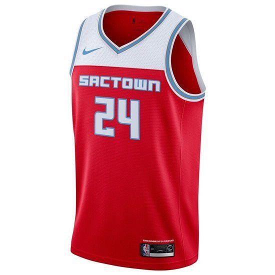 Regata Nike Sacramento Kings City Edition 2019/20 Swingman