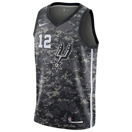 Regata Nike San Antonio Spurs City Edition 2019/20 Swingman