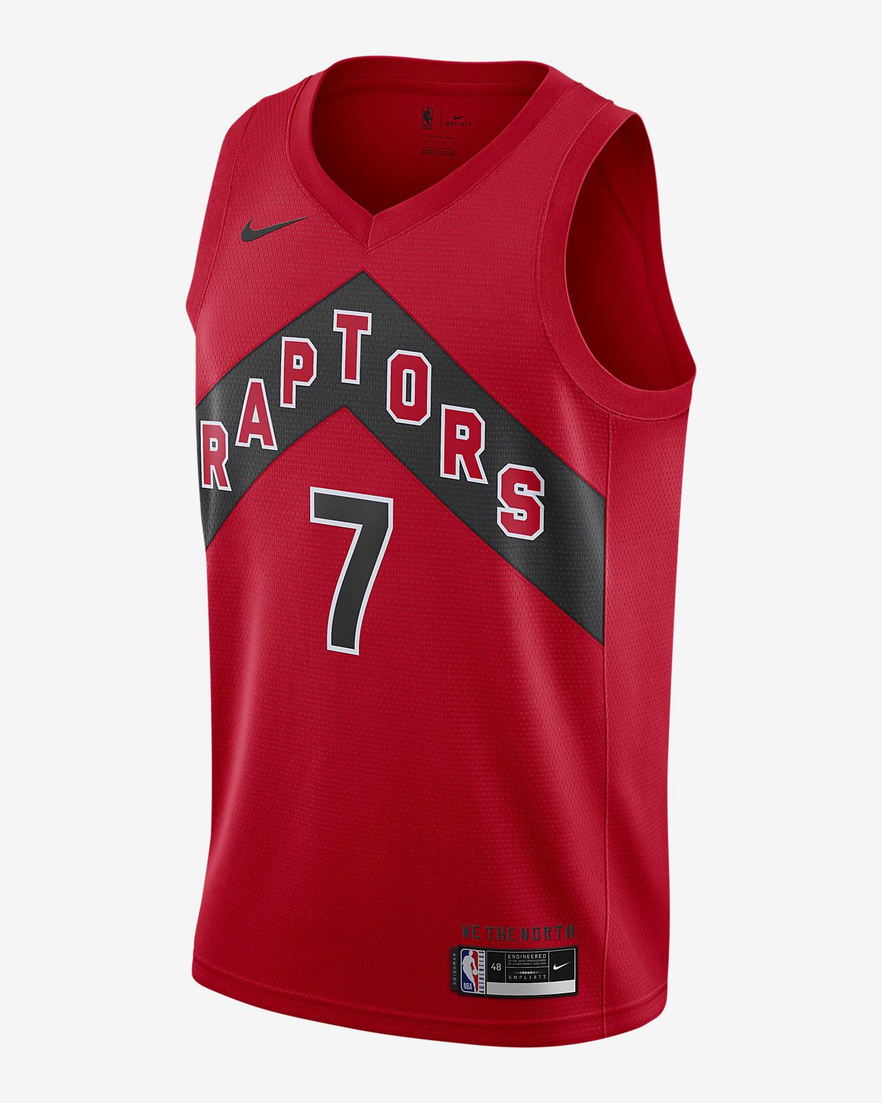 Regata Nike Toronto Raptors Icon Edition 2020/21 Swingman