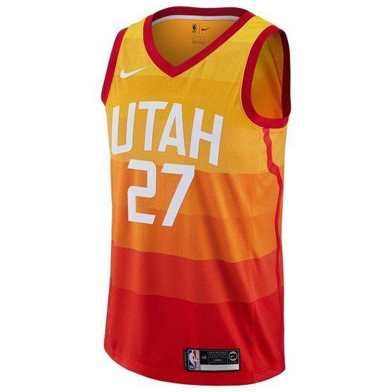 Regata Nike Utah Jazz City Edition 2019/20 Swingman
