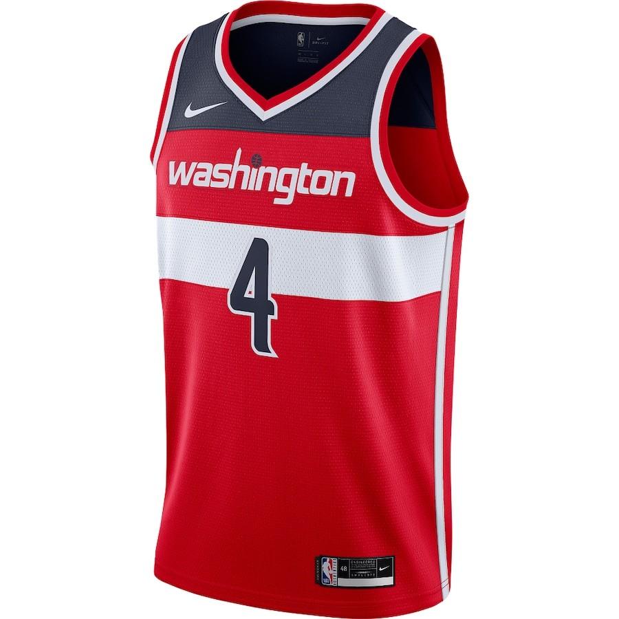 Regata Nike Washington Wizards Icon Edition 2020/21 Swingman