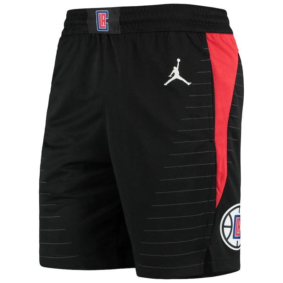Short Jordan LA Clippers Statement Edition Swingman Masculino