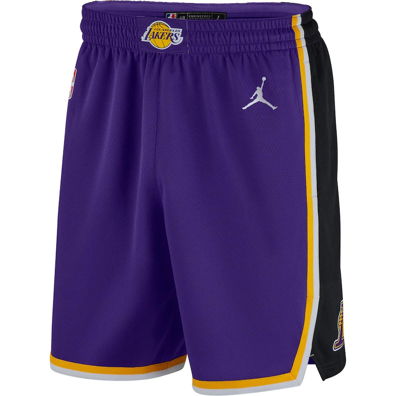 Short Jordan Los Angeles Lakers Statement Edition Swingman Masculino