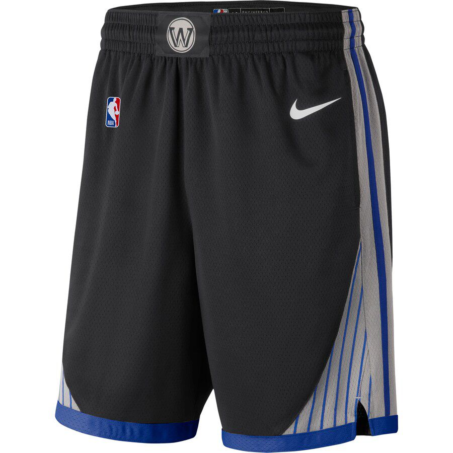 Short Nike Golden State Warriors City Edition Swingman Masculino