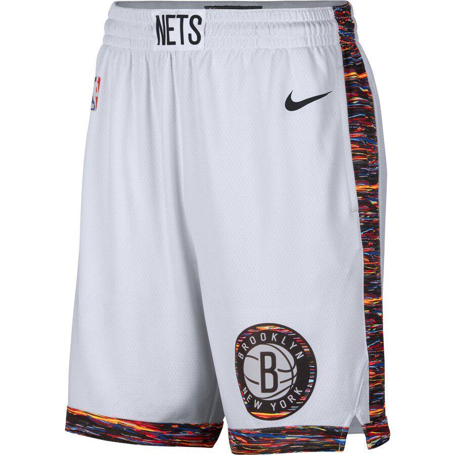 Short Nike Brooklyn Nets City Edition Swingman Masculino