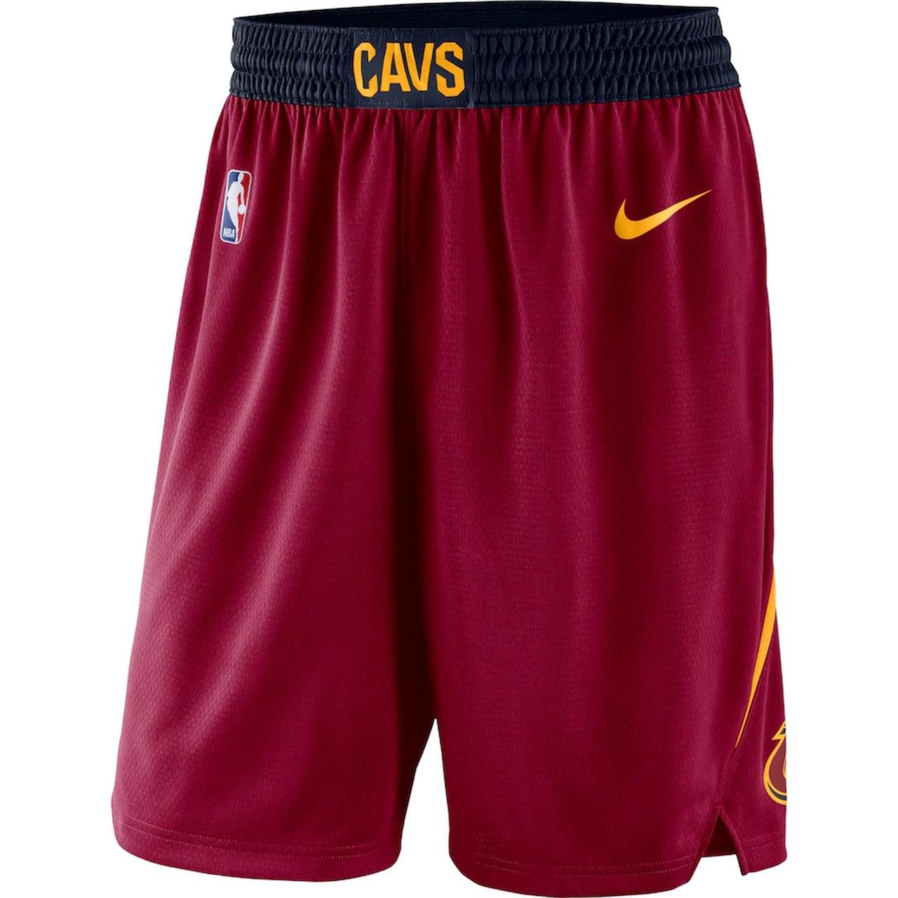 Short Nike Cleveland Cavaliers Icon Edition Swingman Masculino