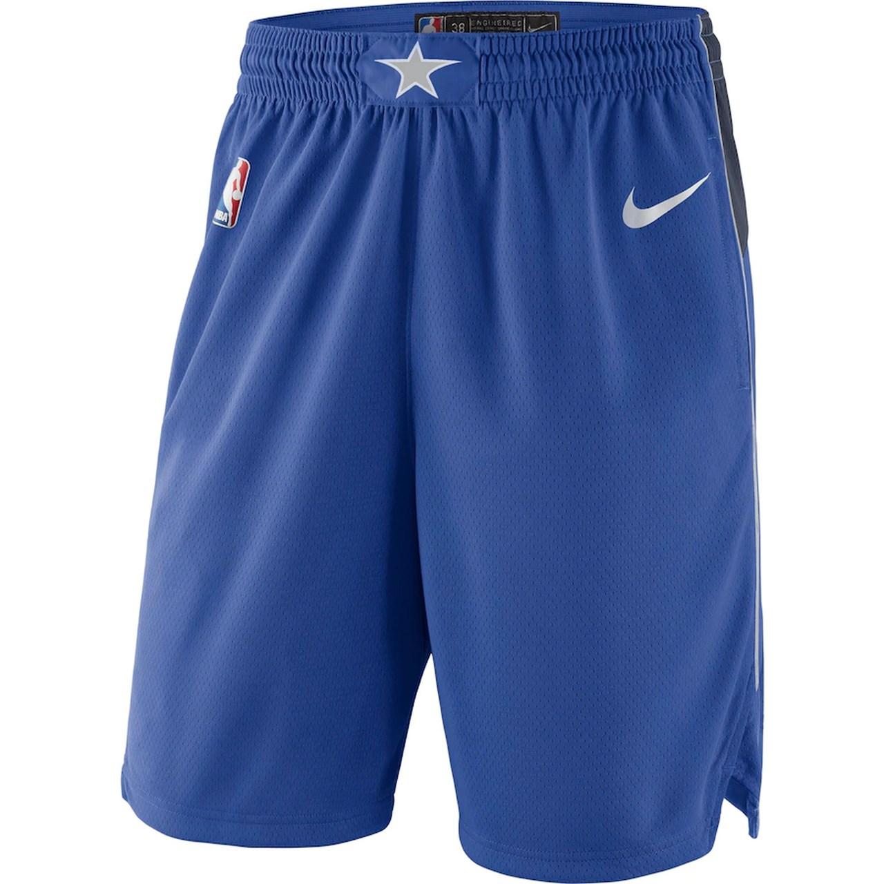 Short Nike Dallas Mavericks Swingman Masculino