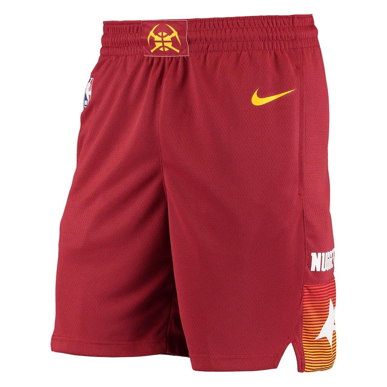 Short Nike Denver Nuggets Edition 2020/21 Swingman Masculino