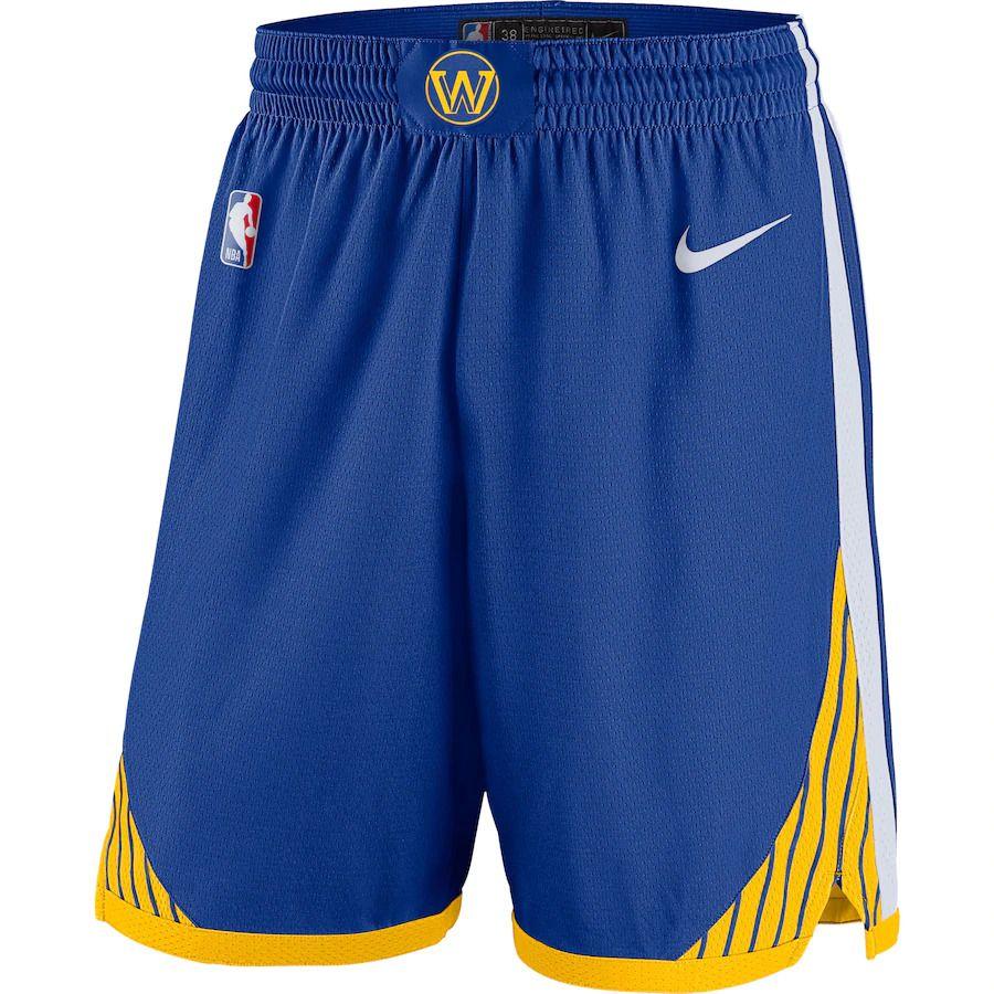 Short Nike Golden State Warriors Swingman Masculino