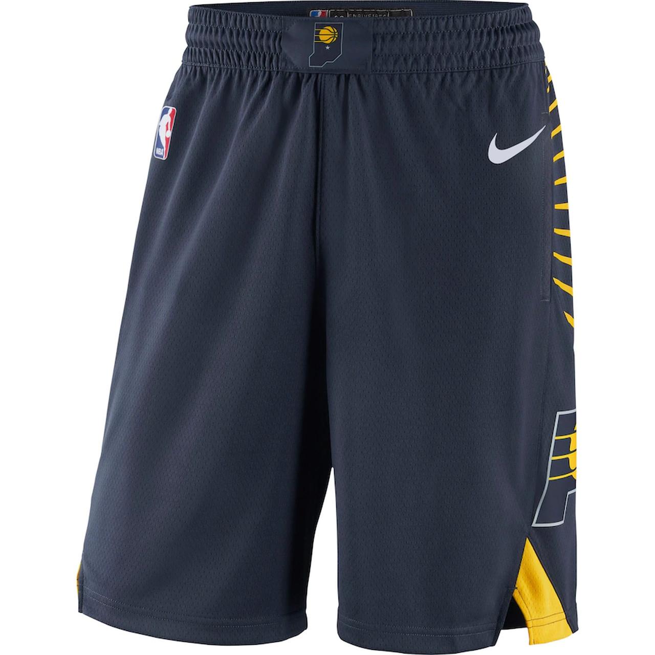 Short Nike Indiana Pacers Icon Edition Swingman Masculino