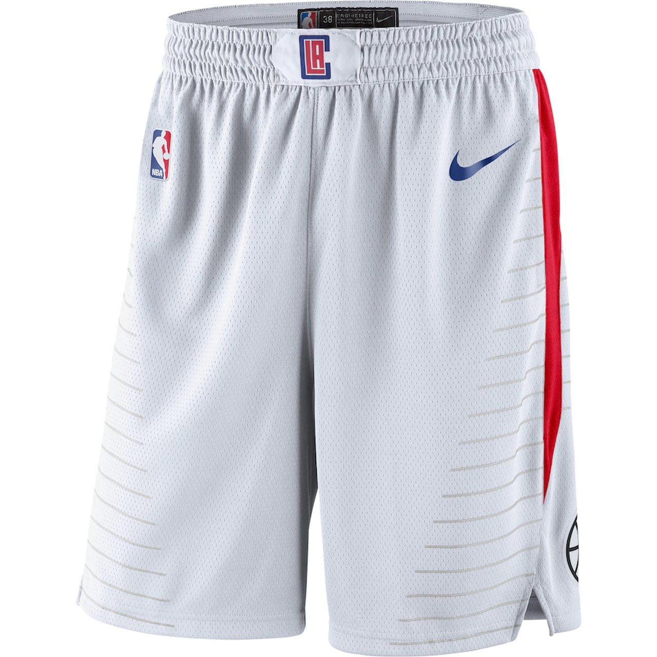 Short Nike LA Clippers Association Edition Swingman Masculino