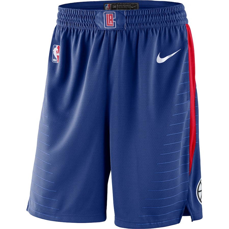 Short Nike LA Clippers Icon Edition Swingman Masculino
