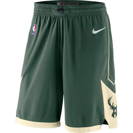 Short Nike Milwaukee Bucks Swingman Masculino