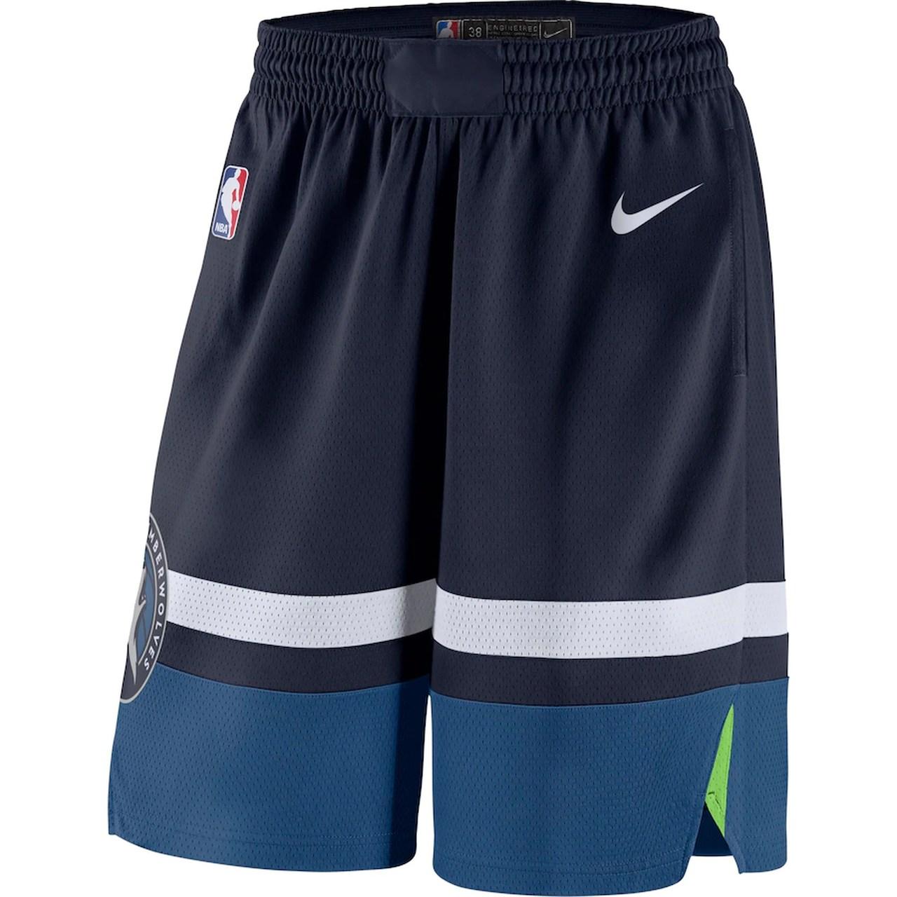 Short Nike Minnesota Timberwolves Icon Edition Swingman Masculino